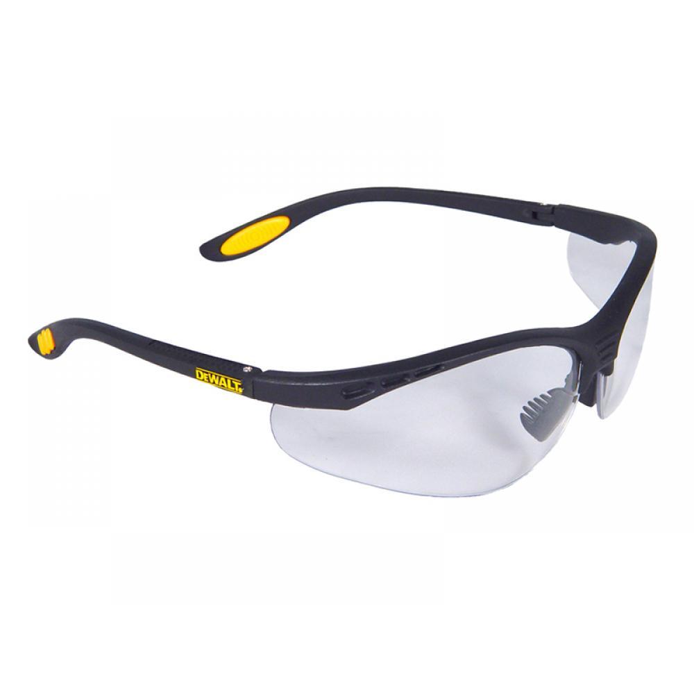 DeWalt Reinforcer Safety Glasses - Clear DPG58-1D