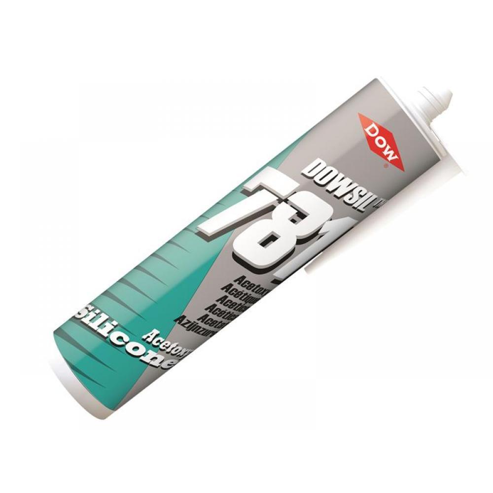 Dowsil 781 Silicone Sealant White 310ml