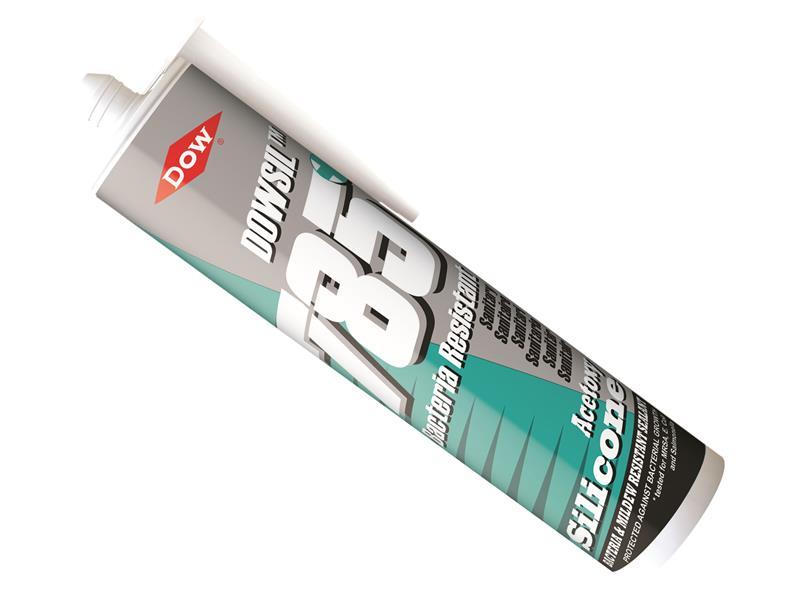 Dowsil 785+ Silicone Sealant White 310ml