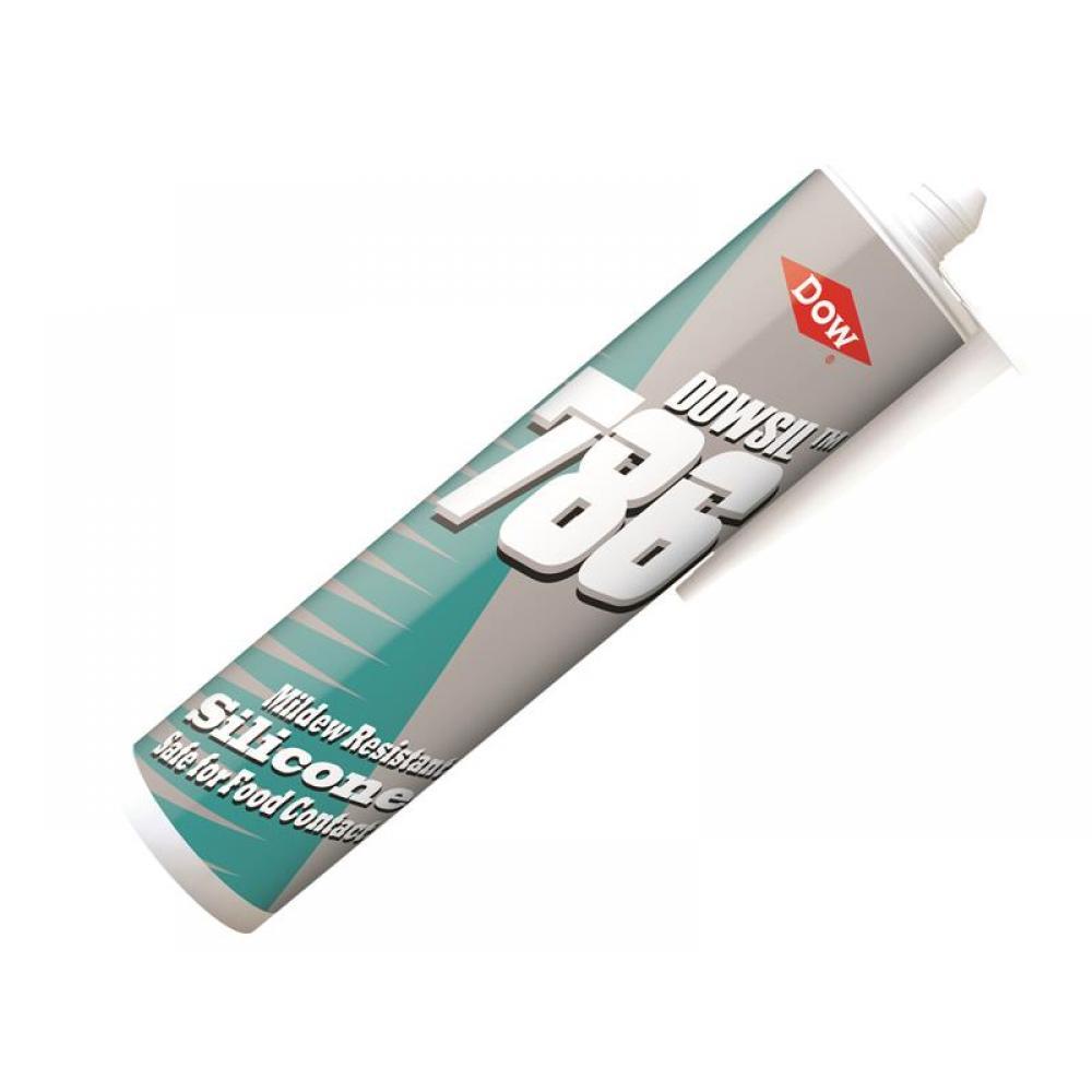 Dowsil 786 Food Grade Sealant White 310ml