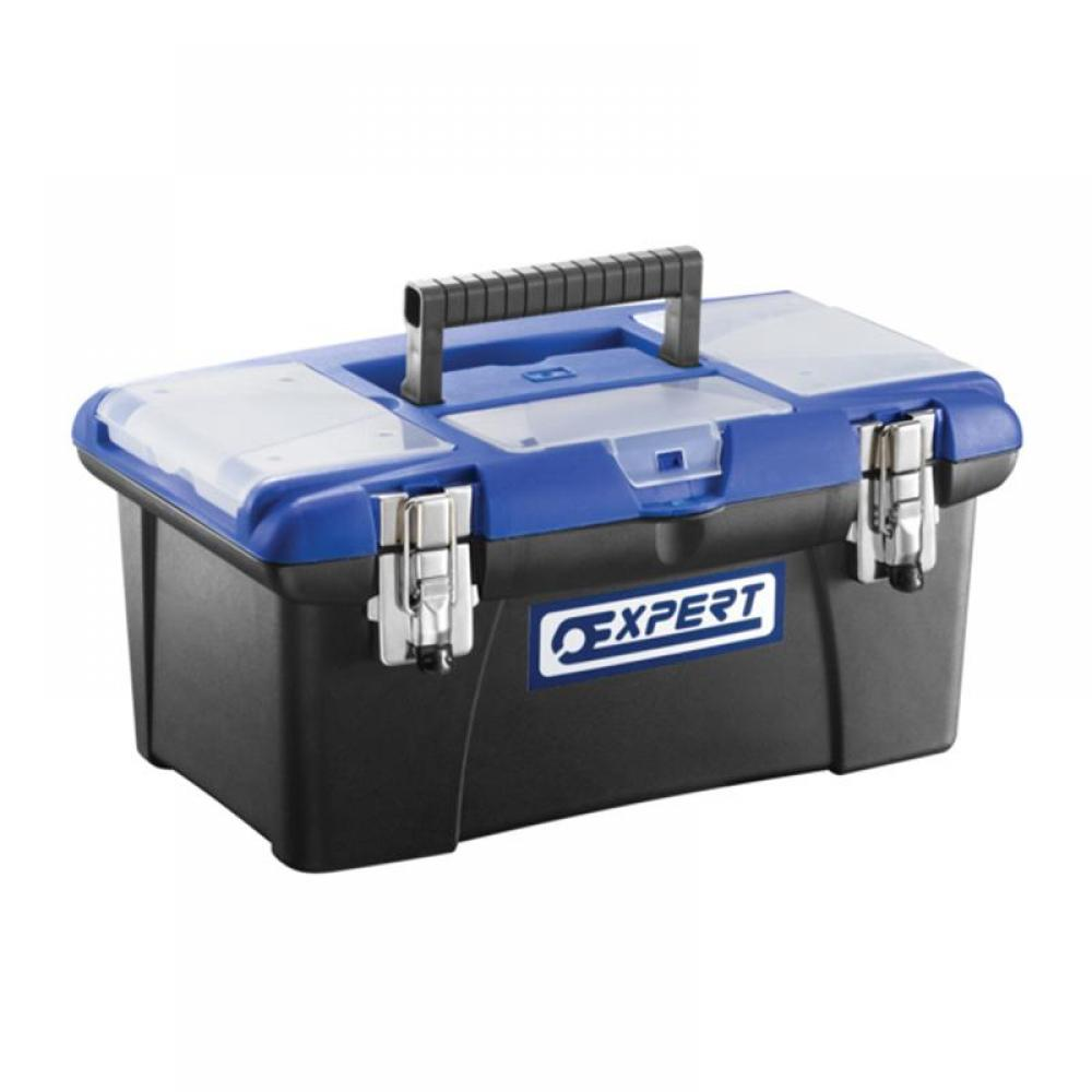 Expert E010304B Plastic Toolbox 41cm (16in) E010304