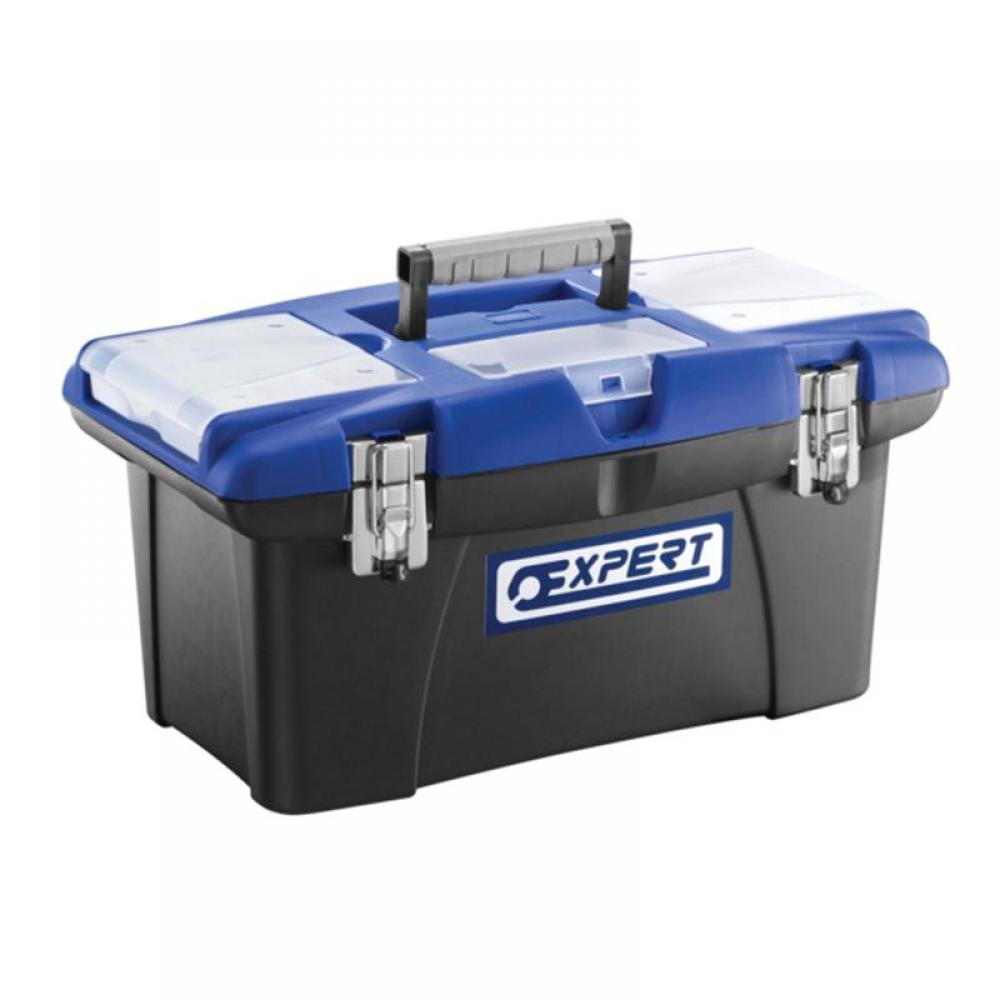 Expert E010305B Plastic Toolbox 50cm (19in) E010305