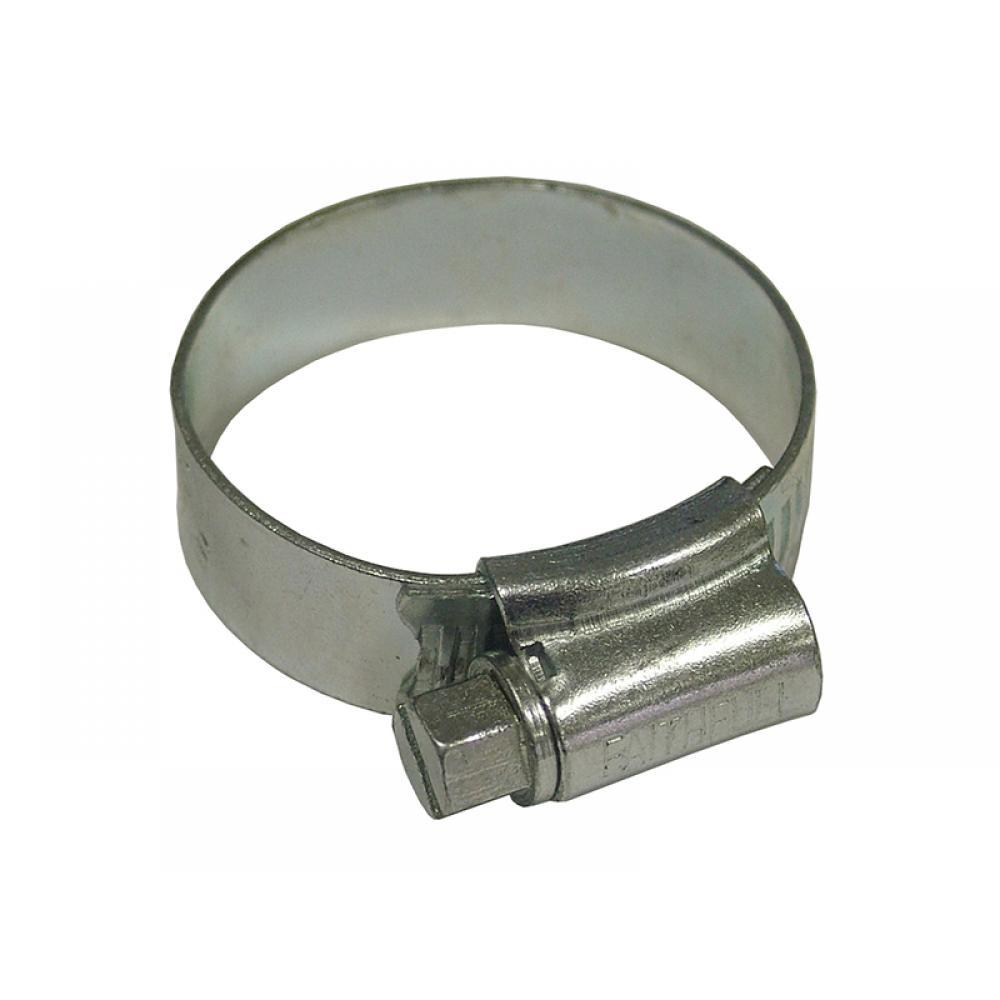 Faithfull 1 Stainless Steel Hose Clip 25 - 35mm LDA 11.7MM