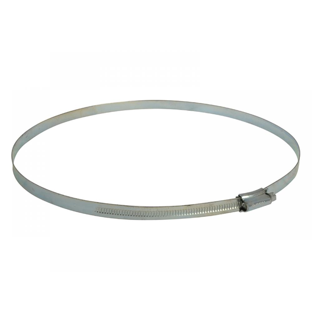 Faithfull 10.5 Hose Clip - Zinc MSZP 235 - 267mm LGA 12MM