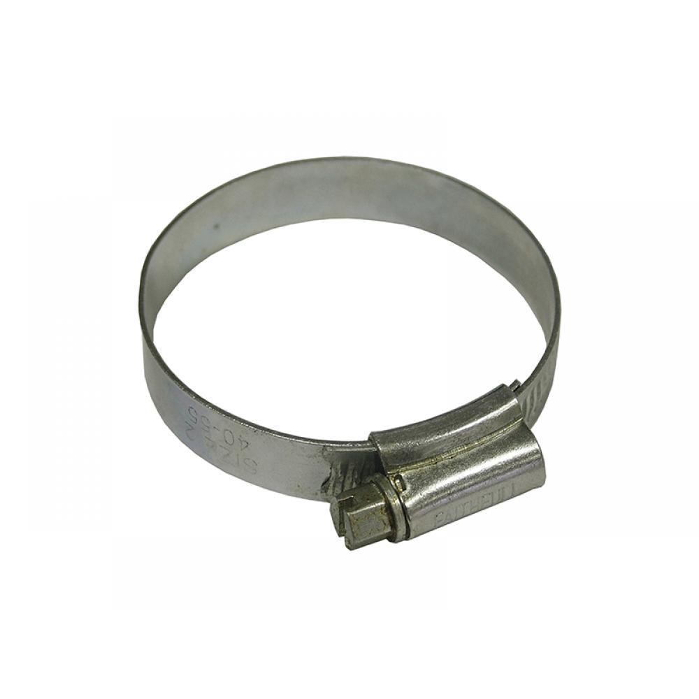 Faithfull 2X Stainless Steel Hose Clip 45 - 60mm LDA 11.7MM