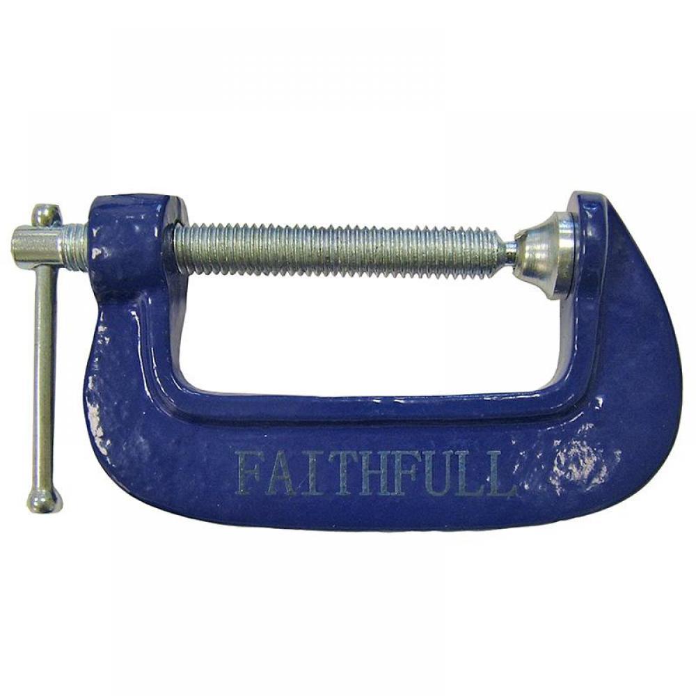 Faithfull Hobbyists Clamp 50mm (2in)