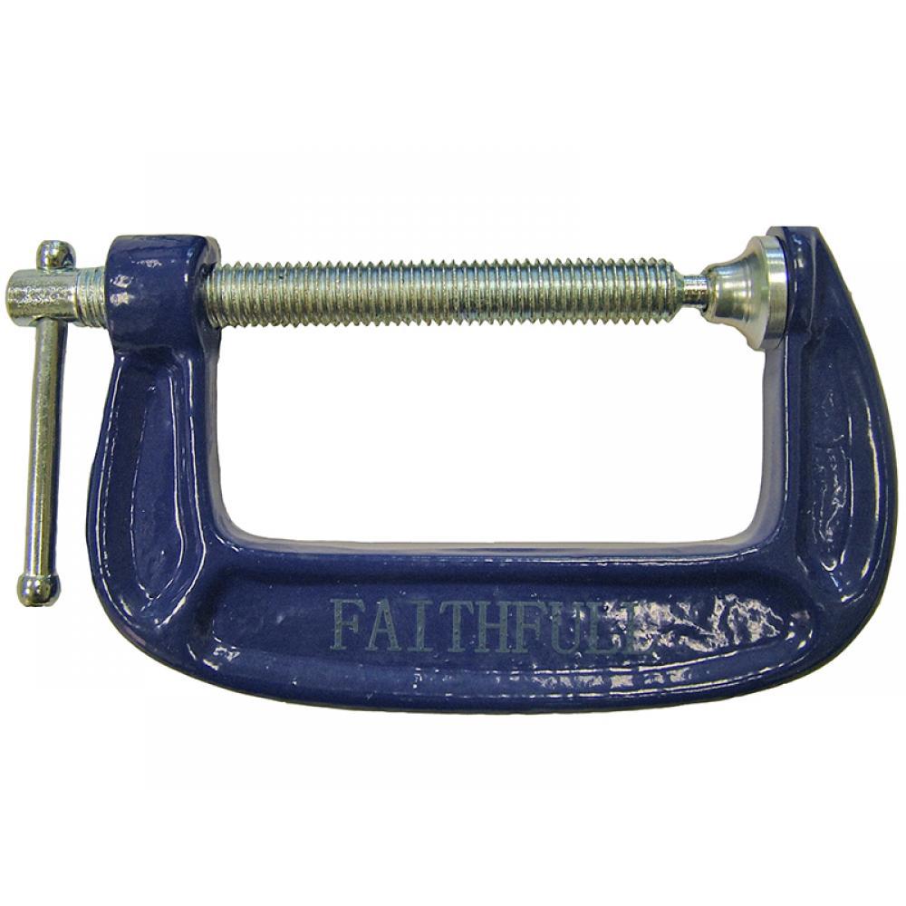 Faithfull Hobbyists Clamp 75mm (3in)