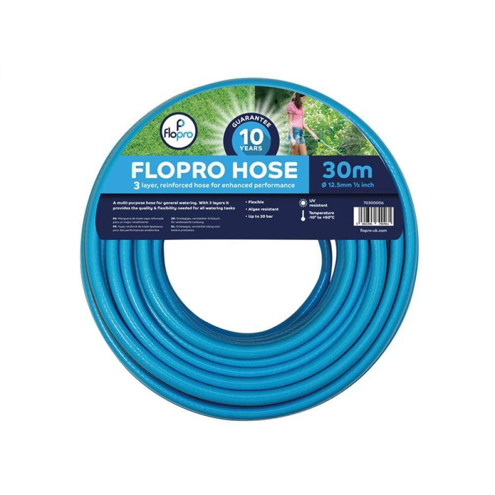 Flopro Hose 30m 12.5mm (1/2in) Diameter