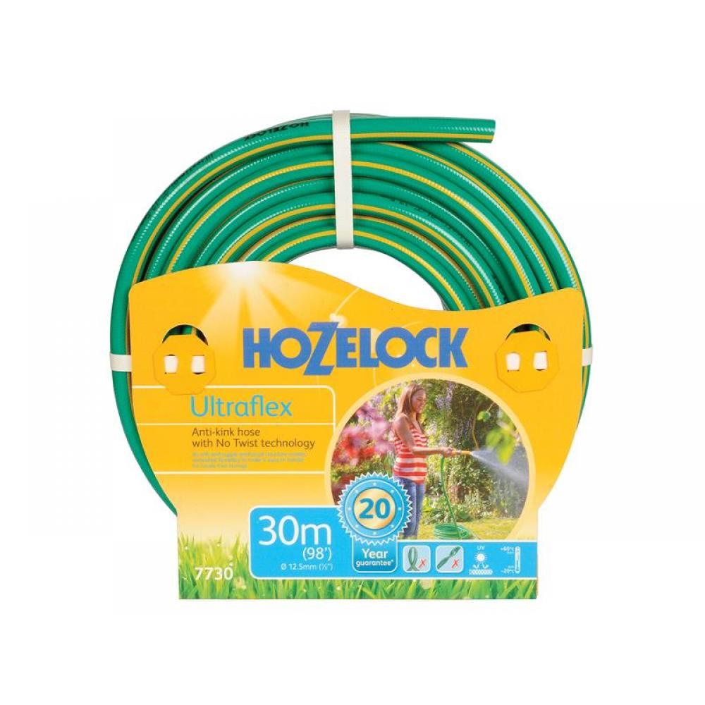 Hozelock Ultraflex Hose 30m 12.5mm (1/2in) Diameter 7730P0000