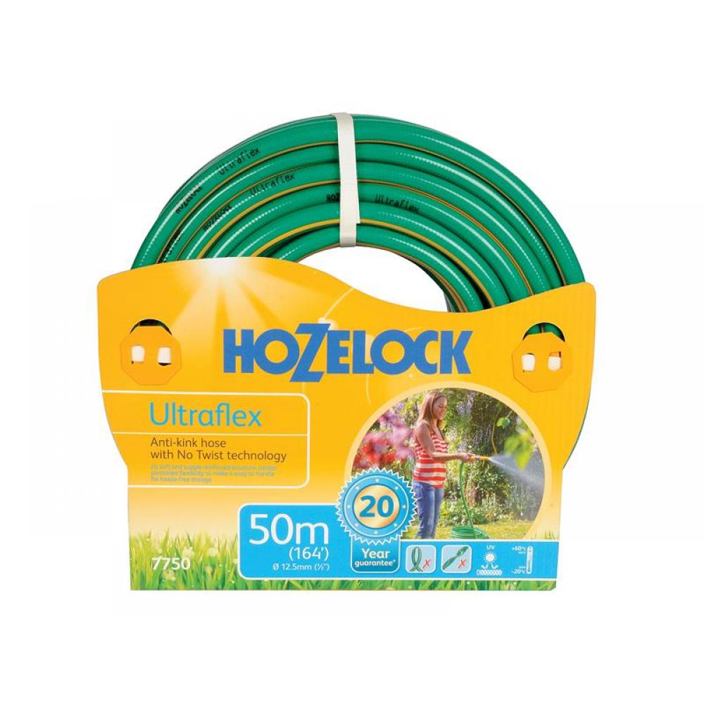 Hozelock Ultraflex Hose 50m 12.5mm (1/2in) Diameter 7750P0000
