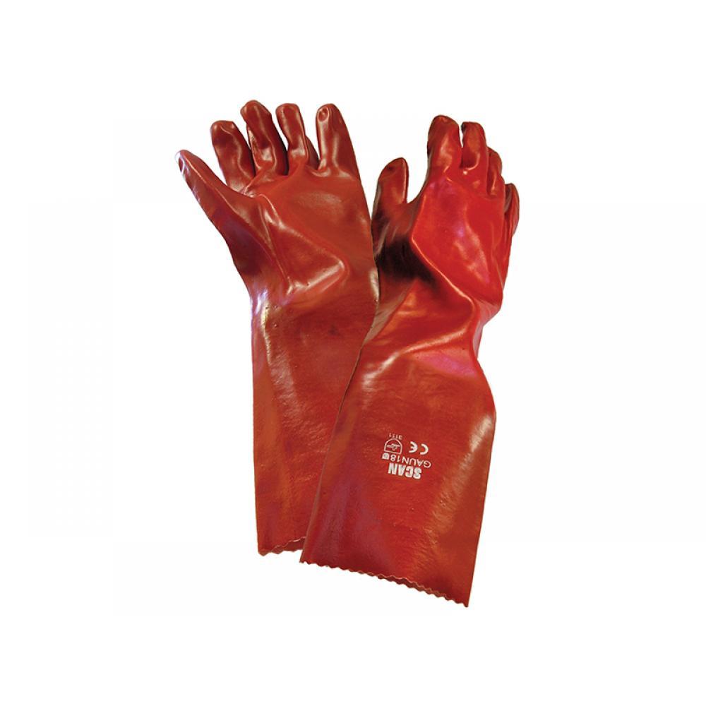 Scan PVC Gauntlet 45cm (18in)