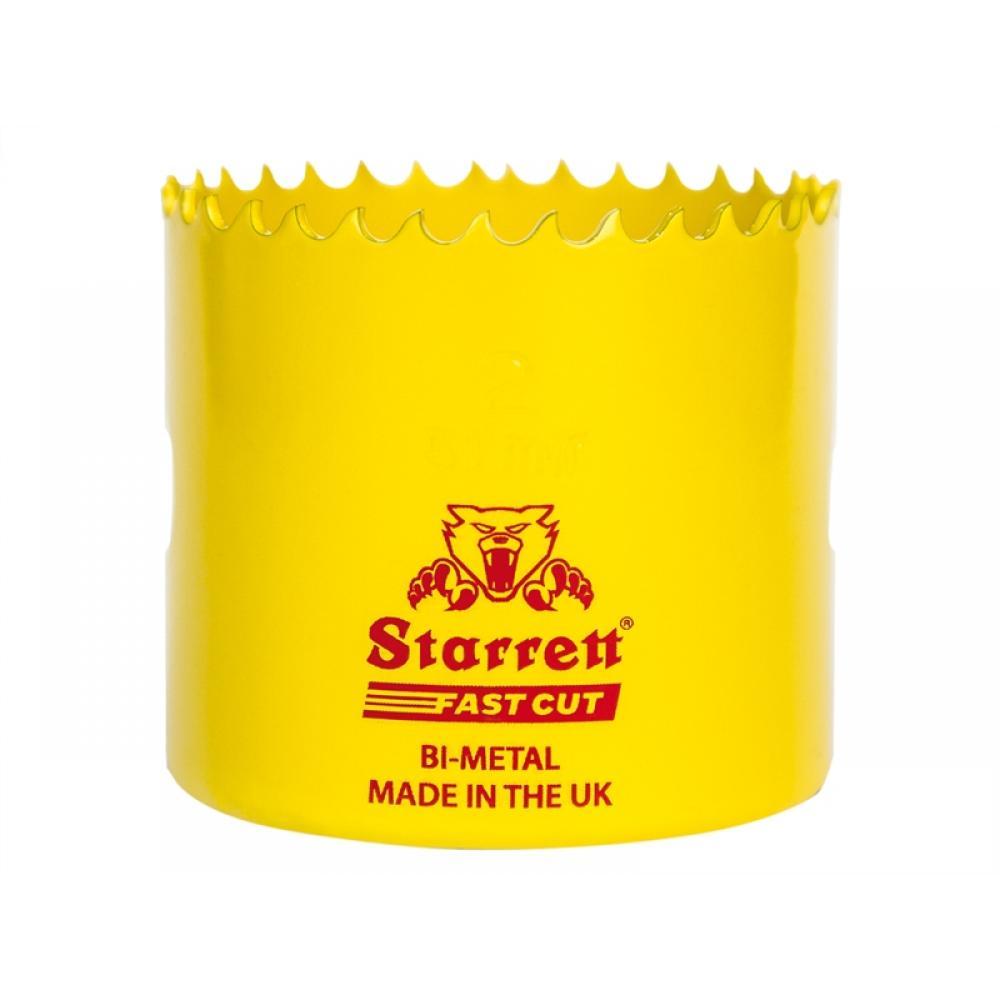Starrett FCH0234 Fast Cut Bi-Metal Holesaw 70mm