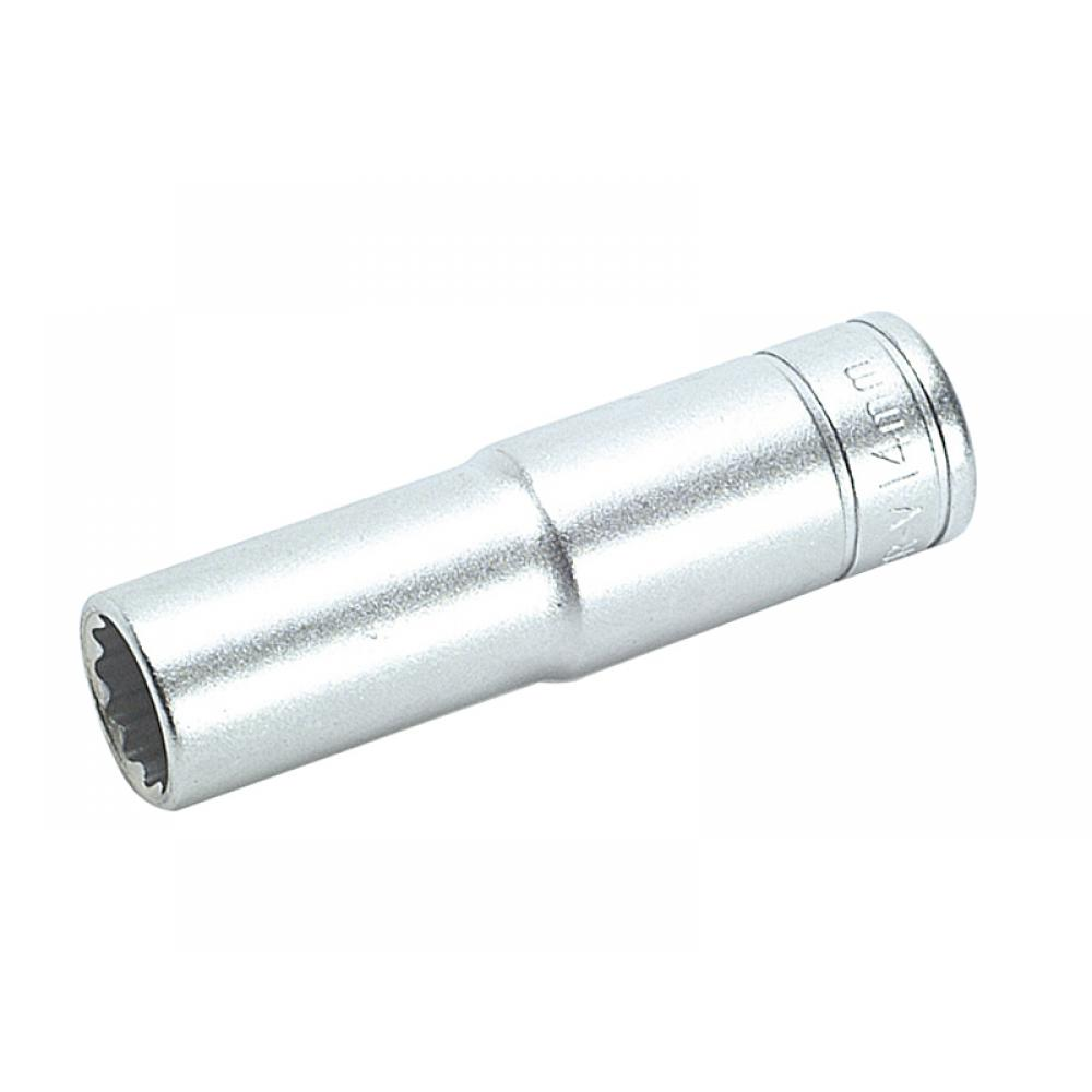 Teng Tools Bi-Hexagon Socket Deep12 Point 1/2in Drive 10mm