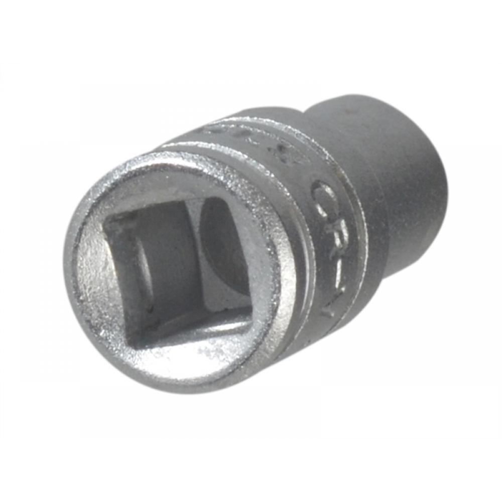 Teng Tools Hexagon Socket 6 Point Regular 1/4in Drive 6mm