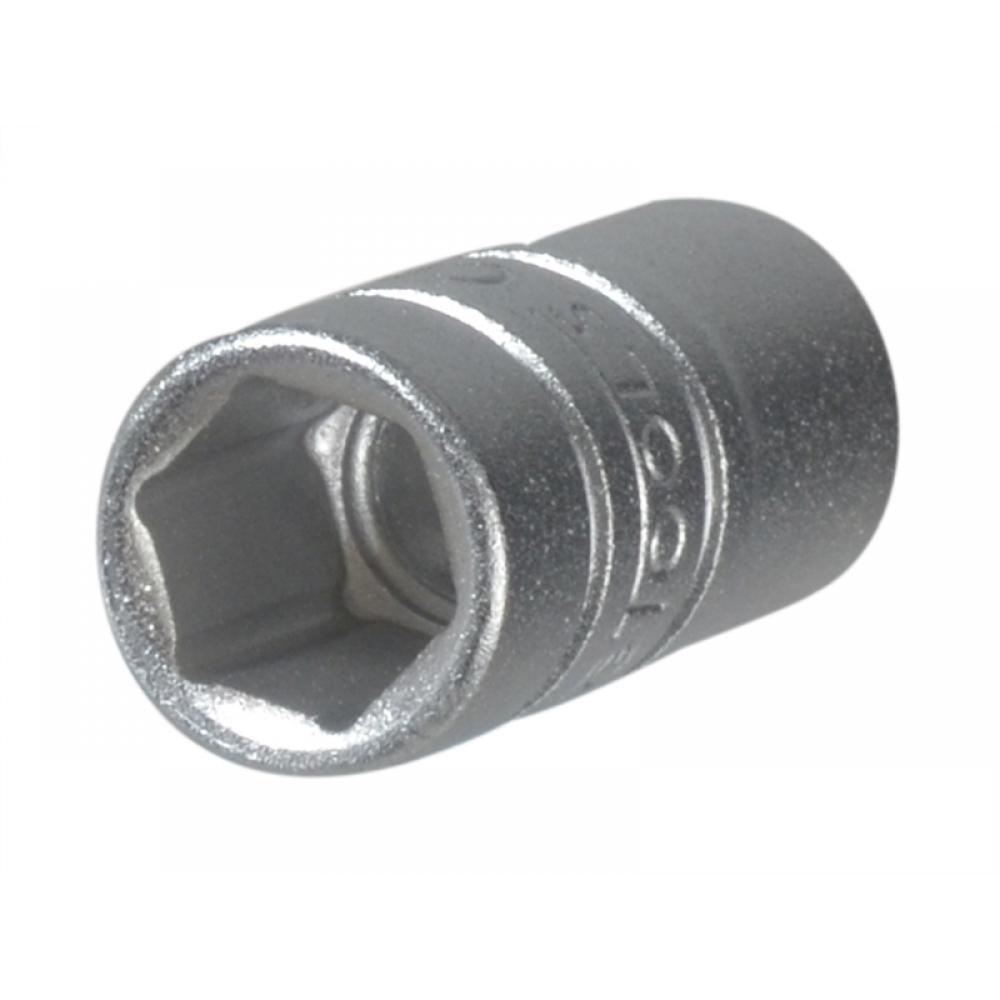 Teng Tools Hexagon Socket 6 Point Regular 1/4in Drive 8mm