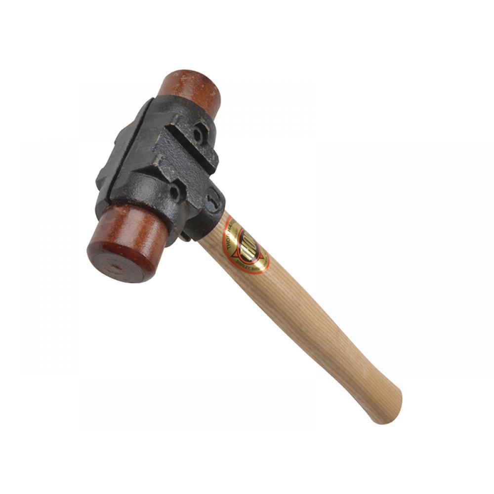 Thor Hammer RH150 Split Head Hammer Hide Size 2 (38mm) 900g