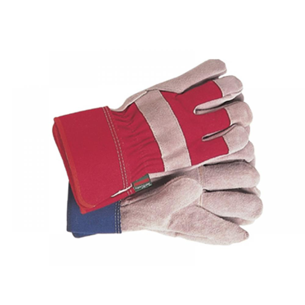 Town and Country TGL106M General Purpose Navy/Red Gloves Ladies - Medium