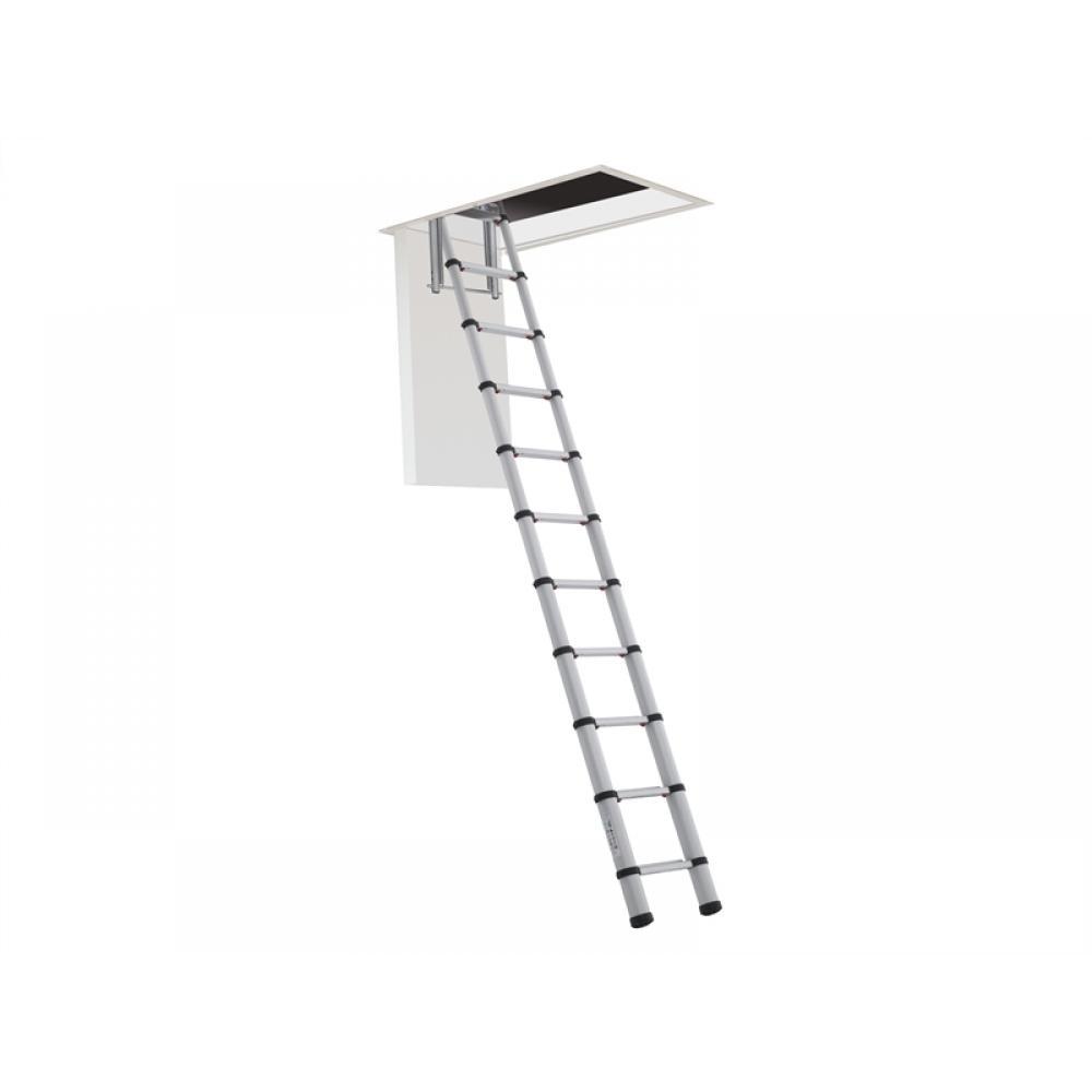 Zarges Loftmaster Telescopic Ladder 2.88m